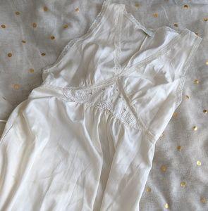 Elegant Vintage Nightgown